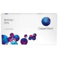 Biofinity Toric 3ks