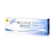 1 DAY ACUVUE MOIST for astigmatism 30ks