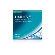 Dailies Aqua Comfort Plus Toric (90 šošoviek)