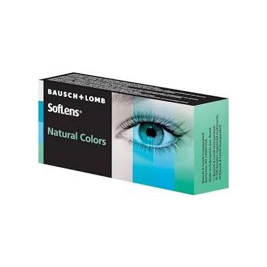 SofLens Natural Colors (2 šošovky) - dioptrické - Šošovky pre Teba 6ee79103027