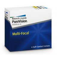 PureVision Multi-Focal 6ks