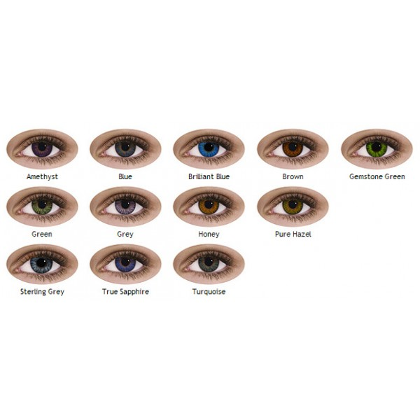 FreshLook ColorBlends - nedioptrické 2ks - Šošovky pre Teba 78c5434a9c8